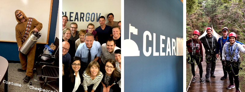 cleargov team