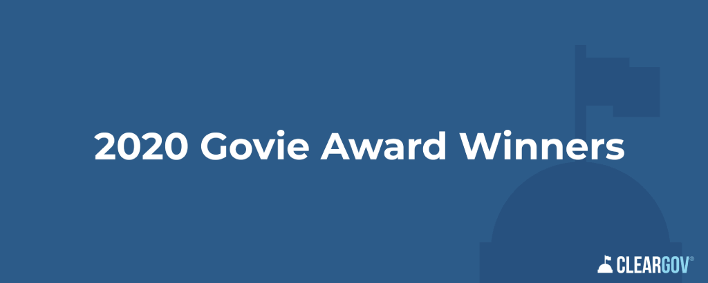 2020 Govie Award Winners