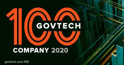 GovTech 100 Company 2020