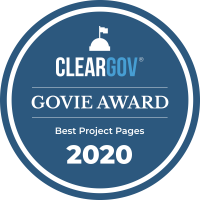 2020 Best Project Pages