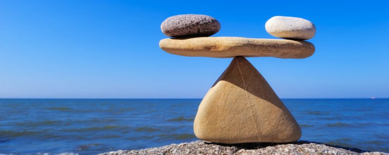 finding the right budget balance