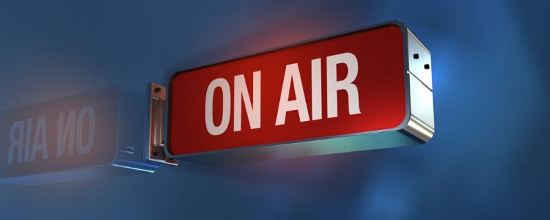 cleargov on the radio